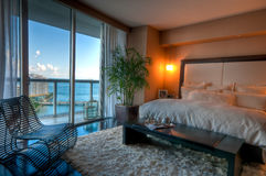 Luxuxschlafzimmer Stockbilder