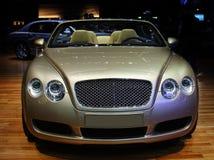 Luxuxsport-Auto-Transport Stockfoto