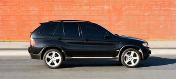 Luxuxsport-Gebrauchsfahrzeug Stockfoto