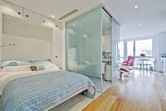 Luxuxsuite-Wohnung Lizenzfreies Stockfoto