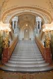 Luxuxtreppenhaus Stockbild