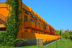 Luxuxwohnungen Lizenzfreie Stockbilder