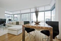 Luxuxwohnzimmer Stockfotos