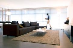 Luxuxwohnzimmer Lizenzfreie Stockbilder