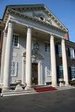 luxy pelare för hus arkivbild