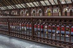 Luz火车站 图库摄影