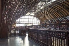 Luz火车站 库存照片