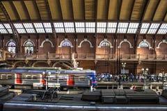 Luz火车站 库存图片