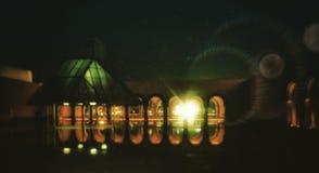 A luz é esperança Foto de Stock