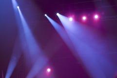Luz Fotografia de Stock Royalty Free