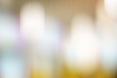 Luz abstracta Foto de archivo libre de regalías