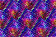 Luz abstracta con los rayos coloridos hermosos inconsútiles Imagen de archivo libre de regalías