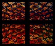 Luz abstracta de la ventana imagen de archivo