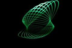 Luz abstrata Imagem de Stock