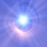 Luz abstrata ilustração do vetor