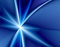 Luz abstrata Imagens de Stock Royalty Free
