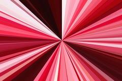 Luz abstrata do fundo da cor vermelha zoom ilustração stock