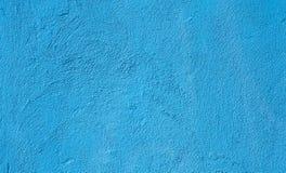 Luz abstrata do Grunge - fundo pintado ciano azul imagem de stock royalty free