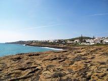 Luz in Algarve Royalty Free Stock Photo