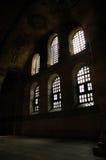 Luz & escuridão Foto de Stock