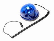 Luz azul 2 imágenes de archivo libres de regalías