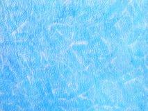 Luz - azul pintado imagens de stock