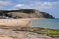 Luz beach Stock Image