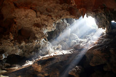 Luz celeste Imagen de archivo