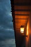 Luz colonial Fotografía de archivo libre de regalías