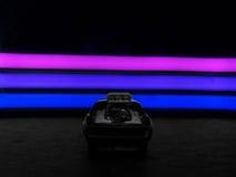 Luz coloreada Foto de archivo libre de regalías