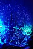 Luz colorida imagem de stock royalty free