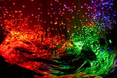 Luz colorida fotos de stock royalty free