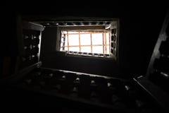 Luz contra a obscuridade Imagem de Stock Royalty Free