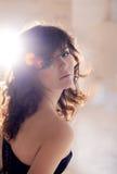 Luz da beleza. imagens de stock royalty free