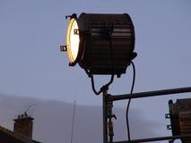 Luz da busca Foto de Stock