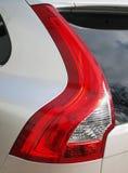 Luz da cauda do carro Imagem de Stock Royalty Free