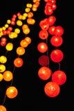 Luz da cor fotografia de stock