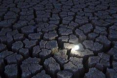 Luz da esperança e das alterações climáticas imagem de stock royalty free