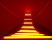 Luz da estrada Imagens de Stock Royalty Free