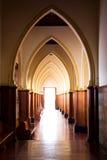 Luz da igreja Imagens de Stock