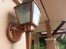Luz da lâmpada Fotos de Stock Royalty Free