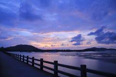 Luz da manhã Foto de Stock Royalty Free