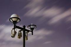 Luz da noite Imagem de Stock