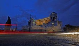 Luz da noite Fotos de Stock Royalty Free
