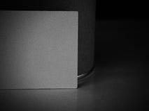 Luz da noite da textura Fotografia de Stock Royalty Free