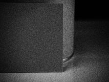 Luz da noite da textura Imagens de Stock Royalty Free