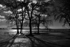 Luz da serenidade Fotos de Stock Royalty Free