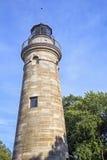 Luz da terra de Erie Fotos de Stock