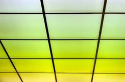 luz das abstrações Foto de Stock