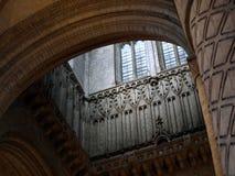 Luz de arriba Foto de archivo libre de regalías